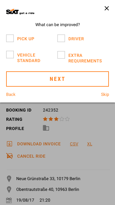 Rating Mobile 4
